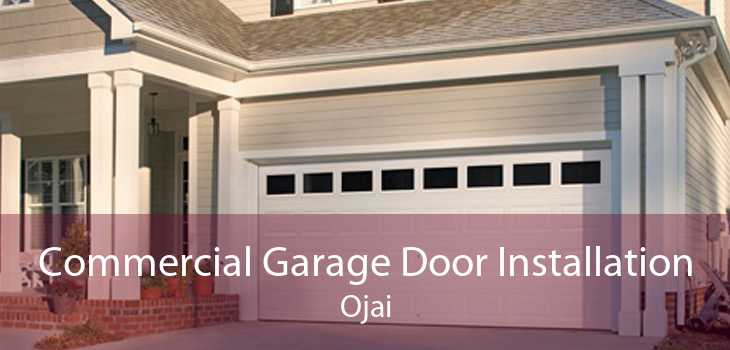 Commercial Garage Door Installation Ojai