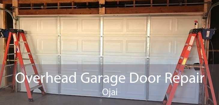 Overhead Garage Door Repair Ojai