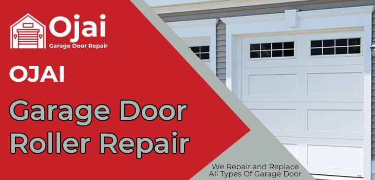 Garage Door Roller Repair Ojai Damaged Door Roller Repair Garage Door Roller Off Track Repair